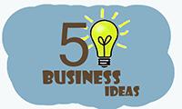 50 бизнес идей для подработки